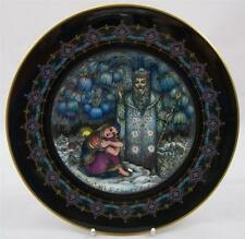 Villeroy & and Boch RUSSIAN FAIRY TALES No2 Morozko BOXED BH156 Gero Trauth