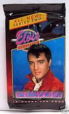 Elvis Presley 1992 Series #2 Unopened Pack 12 Cards #1