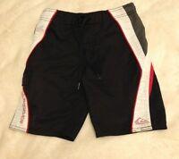 Boys Quiksilver water shorts Board Boardshorts Beach Pool Swim
