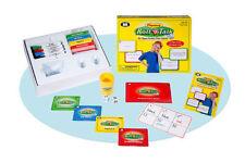 Fluency Roll 'n Talk Dice Game Super Duper Speech Social Skill Open Ended Toy
