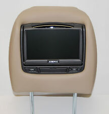 Nissan Pathfinder Dual DVD Headrest Video Players Monitors for Cloth or Leather