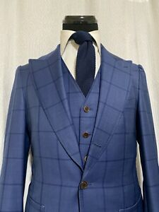 Suitsupply Made To Measure Suit 38R