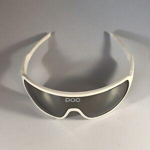 POC Polarized Sunglasses WHITE 130-0-125 Lens by Carl Zeiss Vision BL1