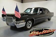 1970 Cadillac Fleetwood Series 75