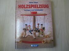 Maicke Wicke - HOLZSPIELZEUG - Vorlagen und Anleitungen - (19626)