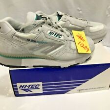 NEW HI TEC SILVER SHADOW Men's Classic Retro GYM Running Trainers 3  # 1029