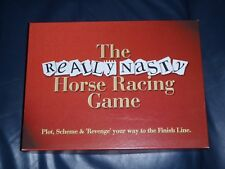 """""""The Really Nasty Horse Racing"""" Board Game - Xmas Party Drinking Gift Christmas"""