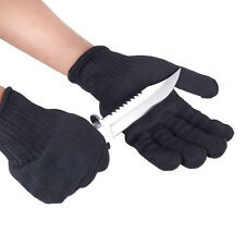 Stainless Steel Core Spun Yarn Safety Gloves Protect Cut Resistant Labor Gloves