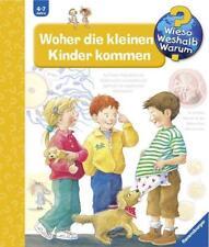 Woher die kleinen Kinder kommen von Doris Rübel (2001, Ringbuch)