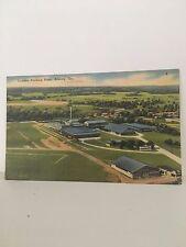 Postcard Cudahy Packing Plant in Albany, Georgia