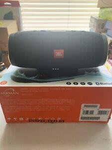 JBL CHARGE 3Bluetooth Wireless Portable Speaker - Waterproof - Black