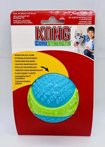 **NEW** KONG Genuine Corestrength Ball Chew Fetch Dog Toy