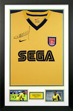 Fußball-Trikots zum Sammeln-Memorablia Arsenal