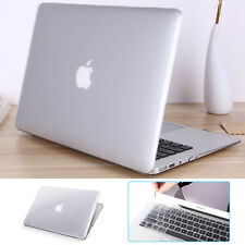 Glossy Crystal Clear Case for MacBook Pro 13/15 Retina 12 Air 11 Keyboard Cover