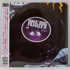 ONE BIG FAMILY 8 CD JAPAN IMPORT NEW SEALED PACKAGING