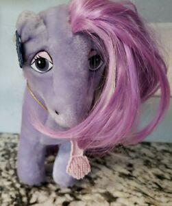 My Little Pony G1 Applause Softies plush Blossom 1984 vintage
