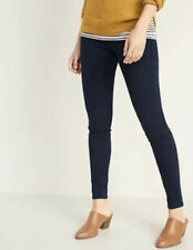 Old Navy Women's Mid Rise Dark Super Skinny Pull On Jeggings Size 18 NWT