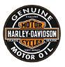 "Harley-Davidson® 1000 Pieces H-D Oil Can Label Bar & Shield Puzzle (26.5"") 6022D"