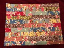Ll Bean Multicolor Floral Cotton Standard Pillow Sham New