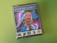 Winter Games Sinclair ZX Spectrum 48K Game - US Gold / Epyx (DCC)
