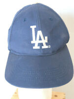 BLUE LOS ANGELES DODGERS BASEBALL CAP HAT LA L.A. MLB dwp snapback