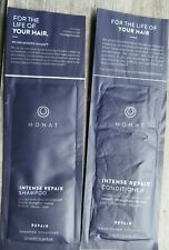 NEW Monat Intense Repair Shampoo & Conditioner Sample Travel Size - 10ml