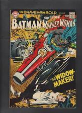 Brave and Bold 87 Vf- 7.5 Batman Hi-Res Scans