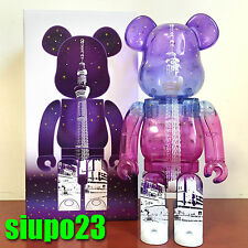 Medicom 400% Bearbrick ~ Sky Tree Town Be@rbrick Night Version