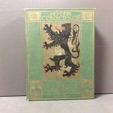 Luxe-Editie; Hendrik Conscience - De Leeuw van Vlaanderen - 1912