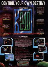 "K240 ""Gremlin"" 1994 Magazine Advert #5738"
