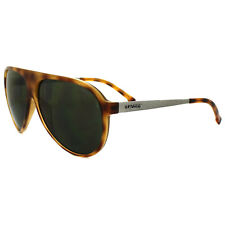 Lacoste Sunglasses L693S 218 Light Havana Grey Green