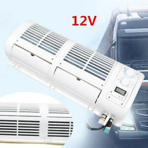 12V Für LKW Auto Wohnwagen hängende Klimaanlage Auto Klimaanlage Ventilator DE
