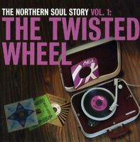 The Northern Soul Story Vol.1 - The Twisted Wheel [CD]