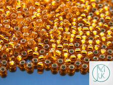 250g 30B Silver Lined Hyacinth Toho Seed Beads 6/0 4mm WHOLESALE