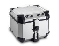 Givi TREKKER OUTBACK top box 42 L topbox TOP BOX CASE UK STOCK aluminium OBKN42A