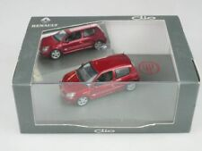 Universal Hobbies 7711218622 Renault Clio Sport 2.0 16V red rot 1/43 +Box 516224