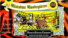 1953 Revell / Miniature Masterpieces  K-504 - Roman Racing Chariot - Mint