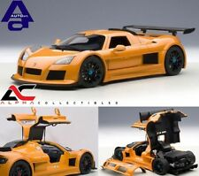 AUTOART 71302 1:18 GUMPERT APOLLO S (METALLIC ORANGE) SUPERCAR
