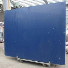 Dekorplatte 187 x 238 cm, blau beschichtet, Bauholz, Bastelholz, Holzplatten