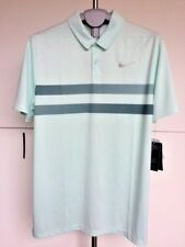 NWT Nike Men's Size M Golf Dri-Fit Essential Polo Shirt 929146 357