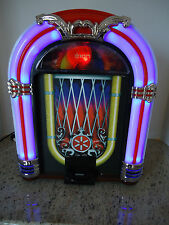 Ion Retro Rocker Jukebox Speaker Dock for iPad iPhone & iPod ISP18