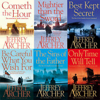 Clifton Chronicles 6 Books Young Adult Collection Paperback By Jeffrey Archer