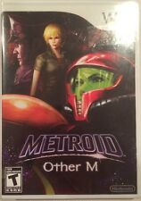 Metroid: Other M (Wii, 2010) Brand New Sealed