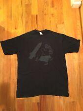 Supreme 2004 No War Rocket tee t-shirts Black X Large XL
