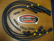ESCORT MK1,MK2, PINTO, MAGNECOR 70  HT LEAD SET WITH COIL LEAD, 7mm  BLACK