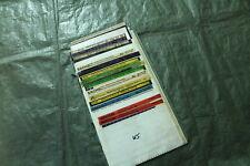 K5 PUCH Microfichas Colección MONZA 6sl 4s 4sl x 40 x 50 Pionier SACHS 501 504
