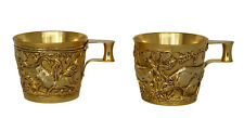 Vapheio Gold-plated Cups Creto-Mycenaean period - Greece National Museum replica