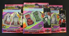 1990s Metamorphs TRANSFORMERS VICTORY LANDCROSS KO 6 vehicles / 3 boxes FULL SET