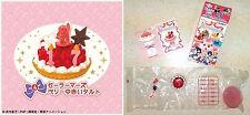 Sailor Moon Crystal Birthday Cake Sailor Mars Rei Hino Re-Ment Toei Licensed New