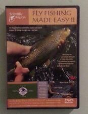 brian & judy o'keefe  FLY FISHING MADE EASY II  DVD